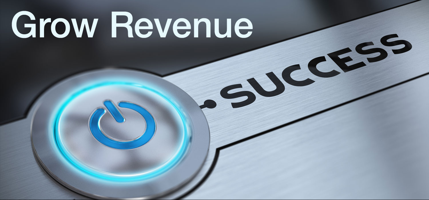 Success start button to represent how Digital Pizza CT can help grow revenue for companies.