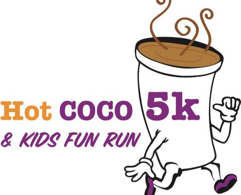 Digital Pizza client Abilities Without Boundaries, logo for Hot COCO race and fundraiser